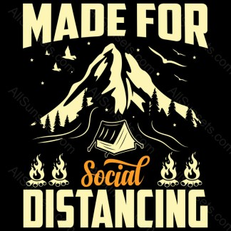 Made For Social Distancing