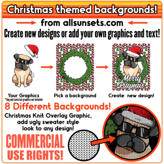 20 Christmas Cliparts 8 Crazy Holiday Party Templates