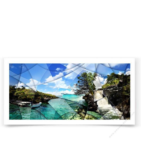 Mauritius limited edition photo prints