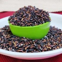 Natural Organic Black Kavuni Arisi Black Rice