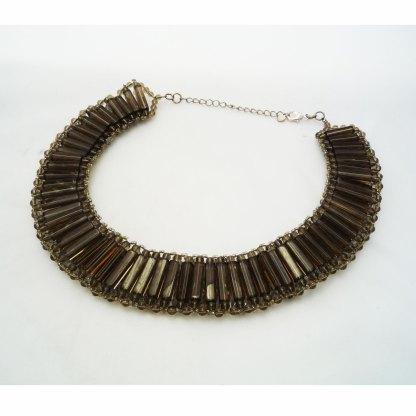 Halskette oder Choker aus Svarowsky-Steinen