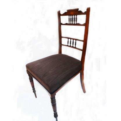 Konversationsstuhl aus Rüster