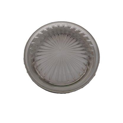 Kristallschale Silber