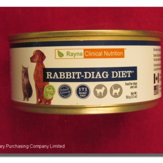 RAYNE CAN/FEL RABBIT DIAG 24X156 G