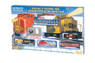 Digital Commander HO Scale 00501 47900 Bachmann