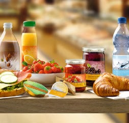 Handelswaren für Ihr Frühstück