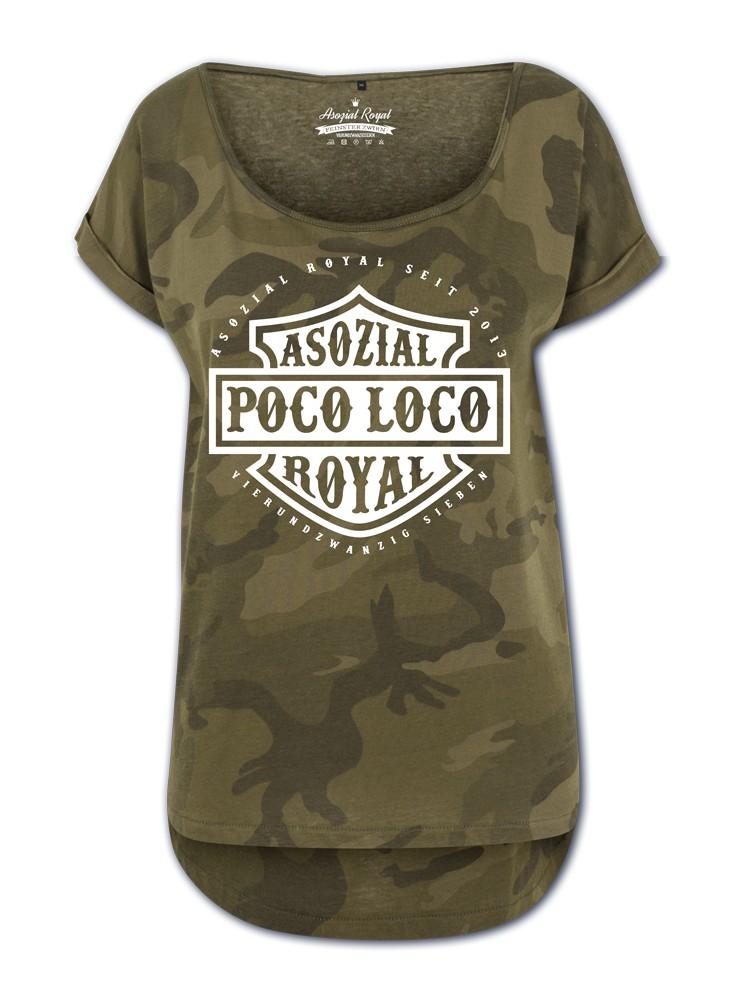 t-shirt-lady-asozial-royal-camo