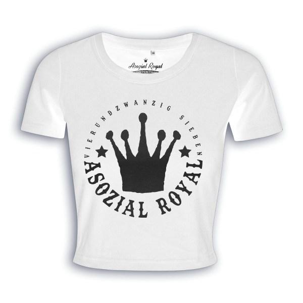 t-shirt-asozial-royallogo