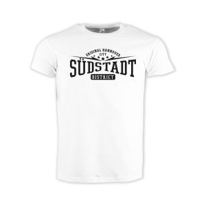 T-Shirt-white-hoodwear-Suedstadt-district