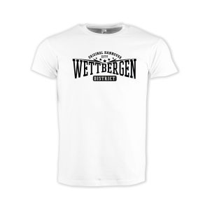 T-Shirt-white-hoodwear-Wettbergen-district