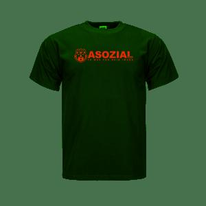 T-Shirt-AR-Rattenkönig_Front_Green