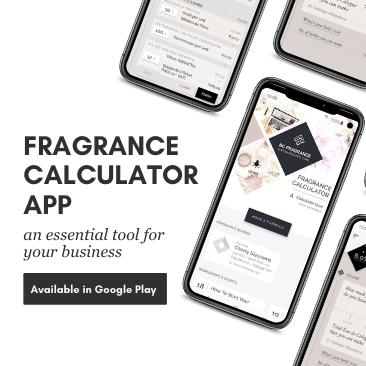Fragrance Calculator App2