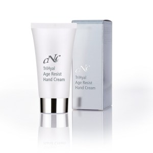 CNC aesthetic world TriHyal Age Resist Hand Cream 50ml
