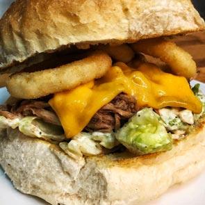 Piggy Burger 2.0