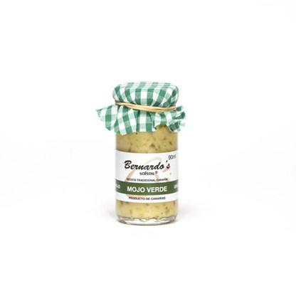 tarro de mojo canario verde de 90ml