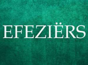 Efeziers serie