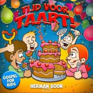 Tijd voor taart - Herman Boon