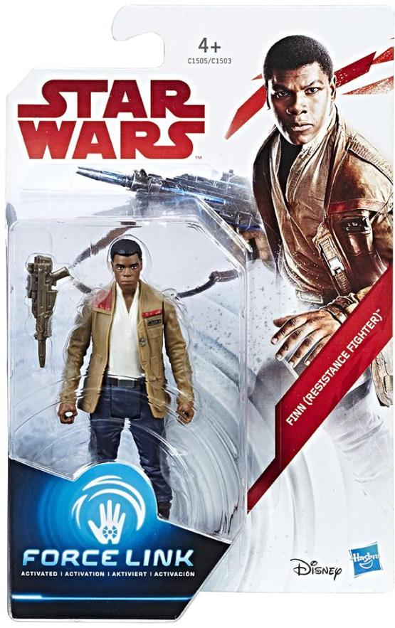 Star Wars Force Link Finn