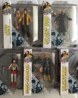 Jay and Silent Bob Movie Figures