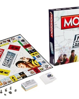 Jay and Silent Bob Monopoly