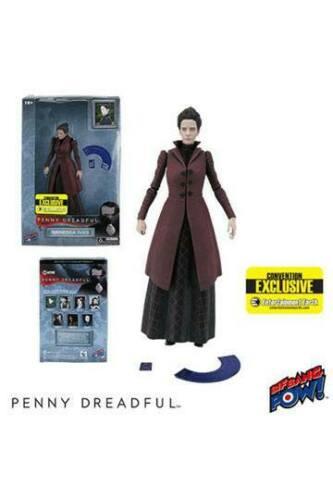 SDCC Penny Dreadful Figures