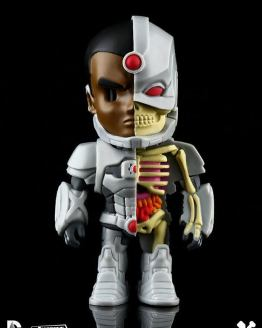 XXRAY Cyborg Figure