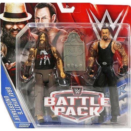 WWE Wyatt and Undertaker