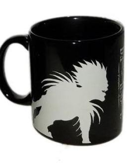 deathnote mug GITD