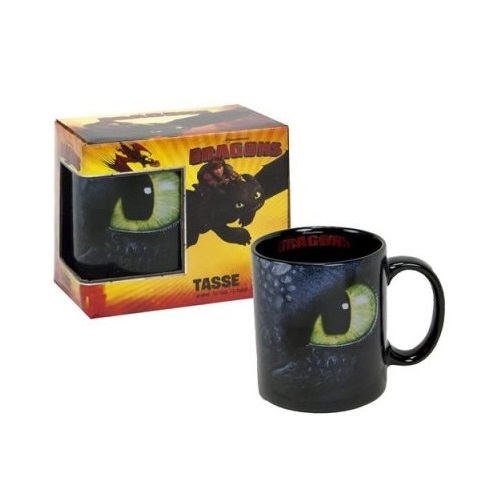 Dragons Toothless Mug