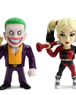 Jada Metals Joker and Harley