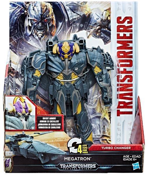Transformers Turbo Changer Megatron