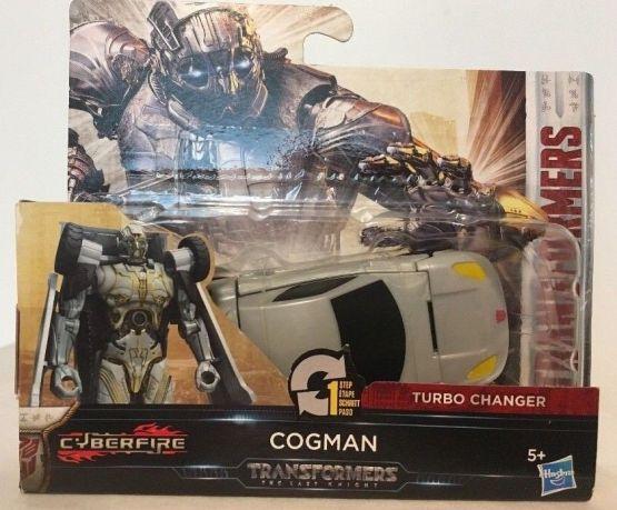 Transformers Turbo Changer Cogman
