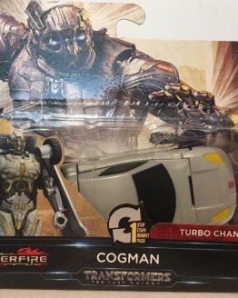 Transformers Turbo Changer Cogman