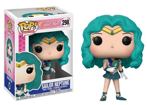 Funko POP Sailor Moon - Sailor Neptune