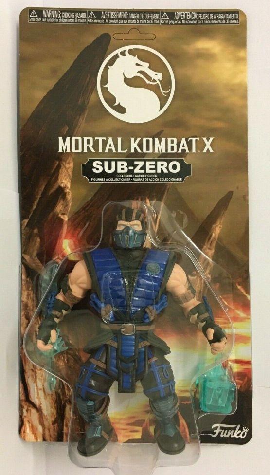 Savage World Sub Zero