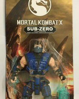 Savage World Sub Zero