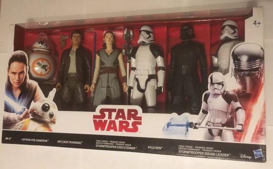 """Star wars 12"""" figure pack"""
