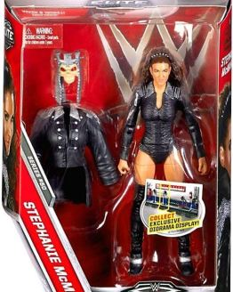 WWE Steph Mcmahon Elite Figure