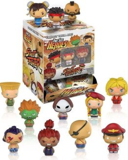 Street Fighter Pint Sized Heroes