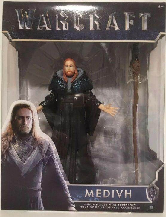 Warcraft Medivh Figure