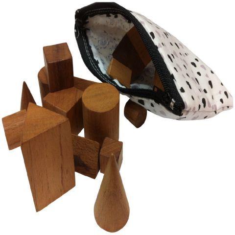 дървени фигури