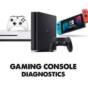 Gaming Console Diagnostics
