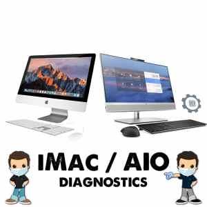 iMac / AIO Diagnostics