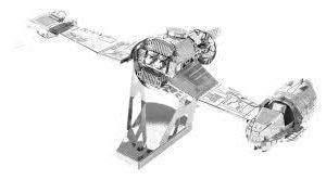 METAL EARTH 3D MODEL - STAR WARS RESISTANCE SKI SPEEDER