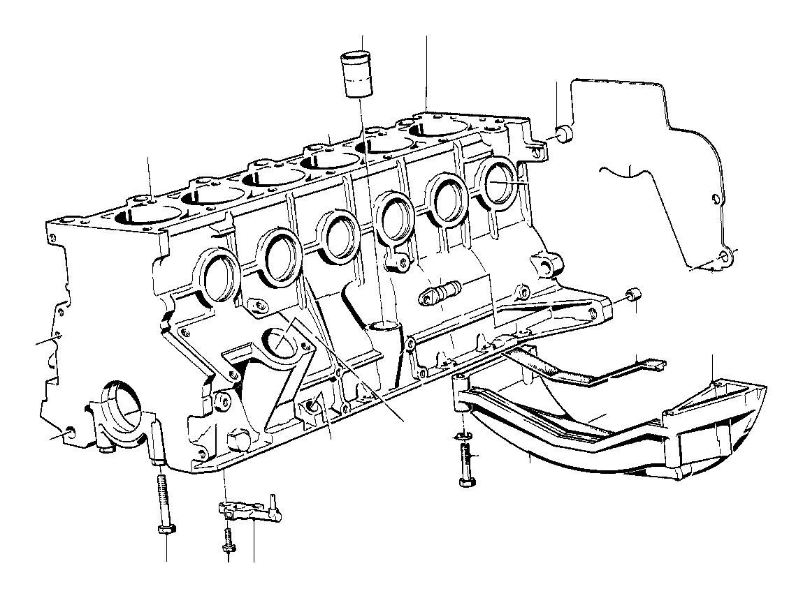 Bmw 330i Blind Plug Engine Block