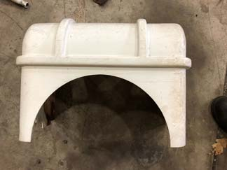 Altec L36A Bucket / Control Shroud (Used)
