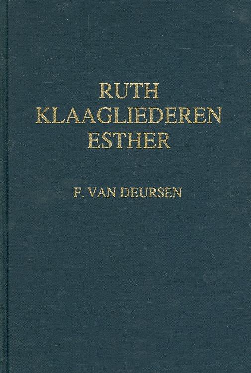 Ruth-Klaagliederen DVL