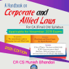 CA Final Law Handbook by Munish Bhandari