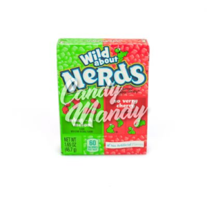Wonka Nerds Watermelon / Wildcherry 46,7 gr.