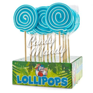 Felko Lolly Spiral Blue 80 gr.